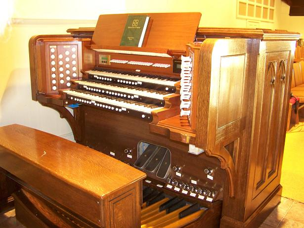 Moe Pipe Organ Company - Trinity Lutheran
